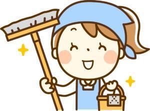 お墓掃除と実家の掃除
