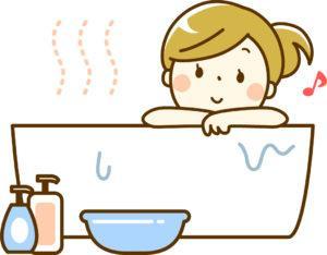 100均の垢すりをお風呂の排水溝掃除に使ってみた