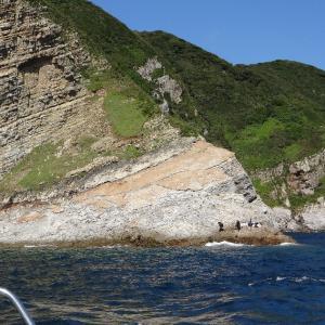 上五島美良島のヒラスポイント2
