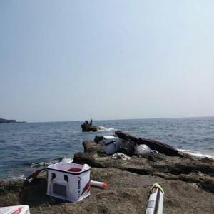 明日は伊王島 沖の平瀬の予定でしたが…