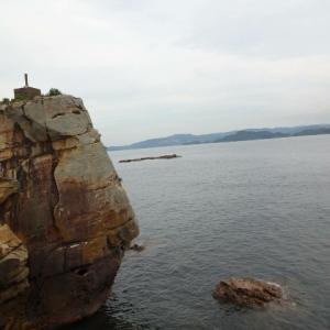 7月18日 ガニ瀬本島での夜釣り