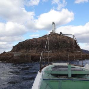 1月17日爆風の西海カブト瀬釣行