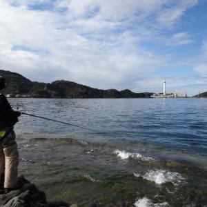 2月14日 望んだ以上のコー瀬釣行