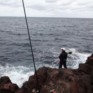 3月9日 毎年恒例春の生月島へ 長瀬2番釣行