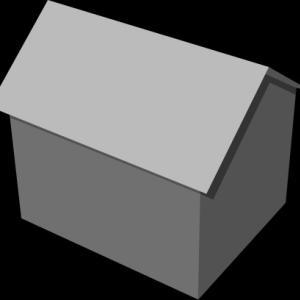 家を建てる(土地と家の形)