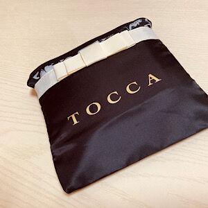 雑誌『美人百花』の付録TOCCAのエコバッグが可愛すぎる〜♡