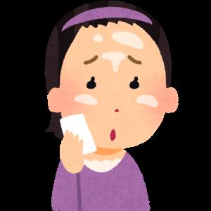 【脂漏性皮膚炎】食生活が重要!脂漏を悪化させる『皮脂』を減らす方法☆