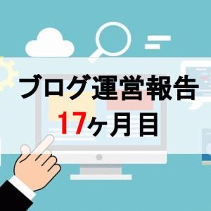 【運営報告】17ヶ月目:少しずつでも成長中!!【ブログ】