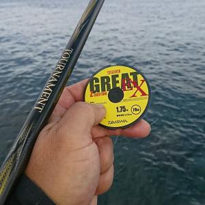 小次郎杯 クロ釣り大会でやっちゃった大賞🎵