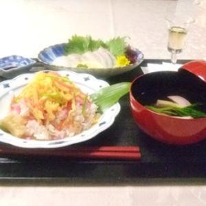 太郎さんのちらし寿司