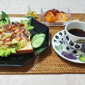 朝ごはん & 簡単お雑煮