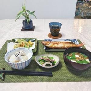 里芋ご飯 ・ ほっこり和食