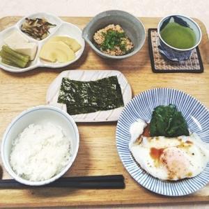 和朝食・チャンポン・ベビー帆立春雨炒め
