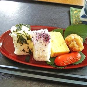 和食の夕ご飯