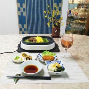 瓦そば again・ポテサラトースト