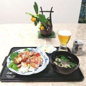 そろ~っと【清滝 温泉】へ ・ 海鮮丼