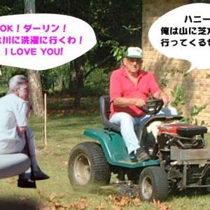 庭仕事が好きなのか?