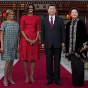 ミシェル・オバマは中国にとって最高の米国ファーストレディだった~「ケープコーストの女王」は日本叩きの味方だった