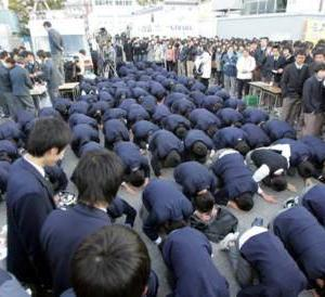 日教組傘下の左派教師によって「自虐史観」の刷り込みが行われてきた日本の教育現場