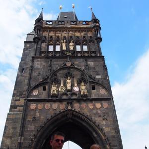 カレル橋の聖人たち プラハ-9