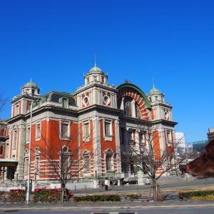 大阪中央公会堂 大阪-15 倉敷・奈良・大阪にお出かけ2020
