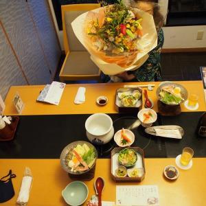 『甲羅』 de アラカンのお誕生日ディナー-(2)『世界観光の日』