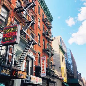 発展目覚ましい Lower East Side