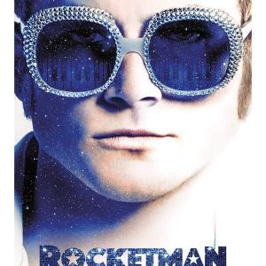 プレミア要注意!「ボヘミアン・ラプソディ」のデクスター・フレッチャー監督作!【Amazon.co.jp限定】ロケットマン 4K Ultra HD+ブルーレイ(英語歌詞字幕付き) スチールブック仕様