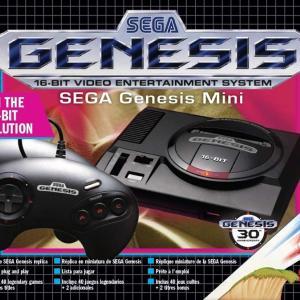Amazonで予約可能!Sega Genesis Mini (セガ ジェネシス ミニ)(ACアダプターなし) 前のアダプターありはヤフオクプレ値!