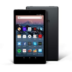 Amazonタイムセール 39%オフ 5,480円!Fire HD 8 タブレット (8インチHDディスプレイ) 16GB - Alexa搭載