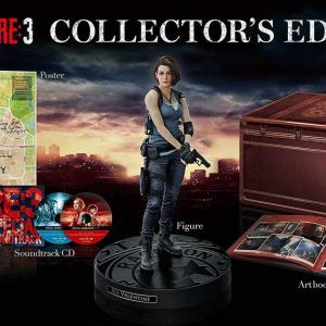 ついにZ VersionがAmazonでW完売だ!BIOHAZARD RE:3 Z Version COLLECTOR'S EDITION