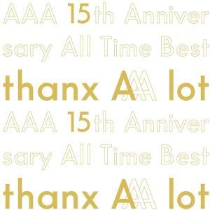 1月26日(日)23:59まで!タワレコで10%還元キャンペーン!999ポイント!AAA 15th Anniversary All Time Best -thanx AAA lot- [5CD+フォトブック]<初回生産限定盤>