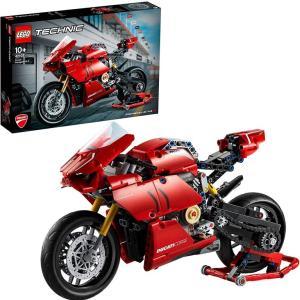 Amazonで在庫復活中!レゴ(LEGO) テクニック ドゥカティ パニガーレ V4 R 42107