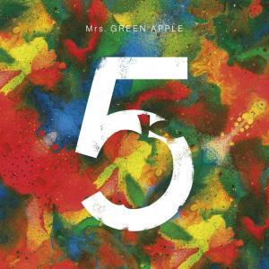 メーカー直販で完売!Mrs.GREEN APPLE 5 COMPLETE BOX(完全生産限定)