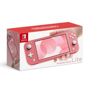 Amazonで復活中!Nintendo Switch Lite コーラル