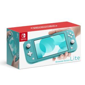 Amazonで復活中!Nintendo Switch Lite ターコイズ