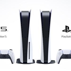 ソニーストアで抽選販売開始!PlayStation 5 ★受付期間:2021年1月26日(火) 午前11時~1月29日(金) 午前11時