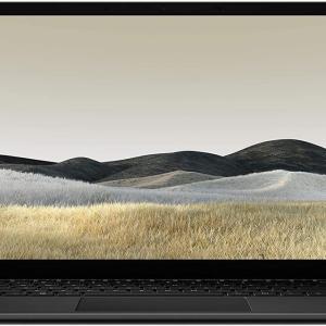 ジョーシン楽天でポイント10倍! V4C-00039 マイクロソフト 13.5インチ Surface Laptop 3 - ブラック [第10世代インテル Core i5 / メモリ 8GB / ストレージ 256GB]