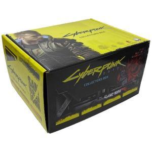 楽天ビックで予約開始!サイバーパンク2077 スペシャルボックス オリジナル 【ビックカメラグループ限定モデル】
