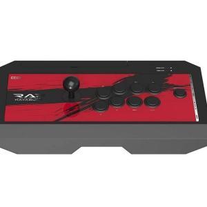 Amazonで予約再開中!【PS4/PS3/PC対応】リアルアーケードPro.V HAYABUSA ヘッドセット端子付き for PS4 PS3 PC