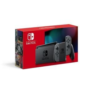 楽天ブックスで在庫復活中!Nintendo Switch 本体 グレー