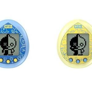 Amazonで販売再開中!BT21 Tamagotchi Space Color ver. / Baby Style ver.