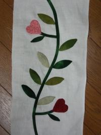 ボルチモア~ボーダーの葉