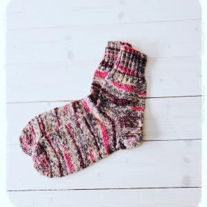 秋冬靴下シリーズ
