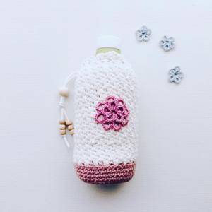 一緒にペットボトルカバーを編みませんか?