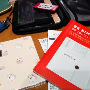 【無印良品】大人気!「パスポートケース」から乗り換え!A5「手帳カバー」が家計簿も入れれて便利!!