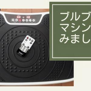 【RIORES】ボディシェーカー・ブルブル振動マシン買ってみた!#まったり動画ブログ ②