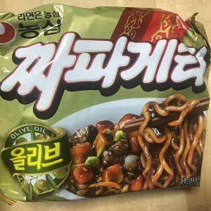 「チャパゲティ」はどんな味?韓国インスタント食品を食べてみた感想