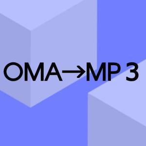 WALKMANの曲をスマートフォンやPCで再生できるようにする方法。OMAをMP3に変換するには。