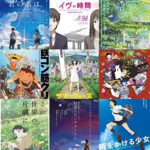 個人的に好きなアニメ映画9選 ネタバレ無し!!